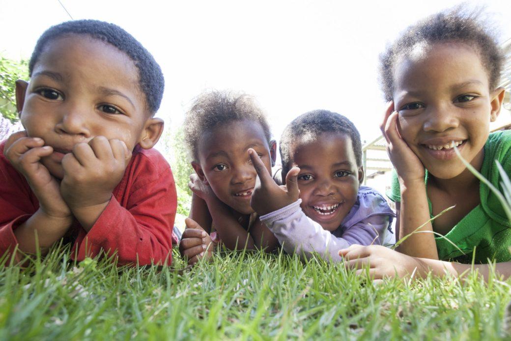 Sudafrica - Foto di Roger Lo Guarro - tutela dell'infanzia, bambini poveri nel mondo