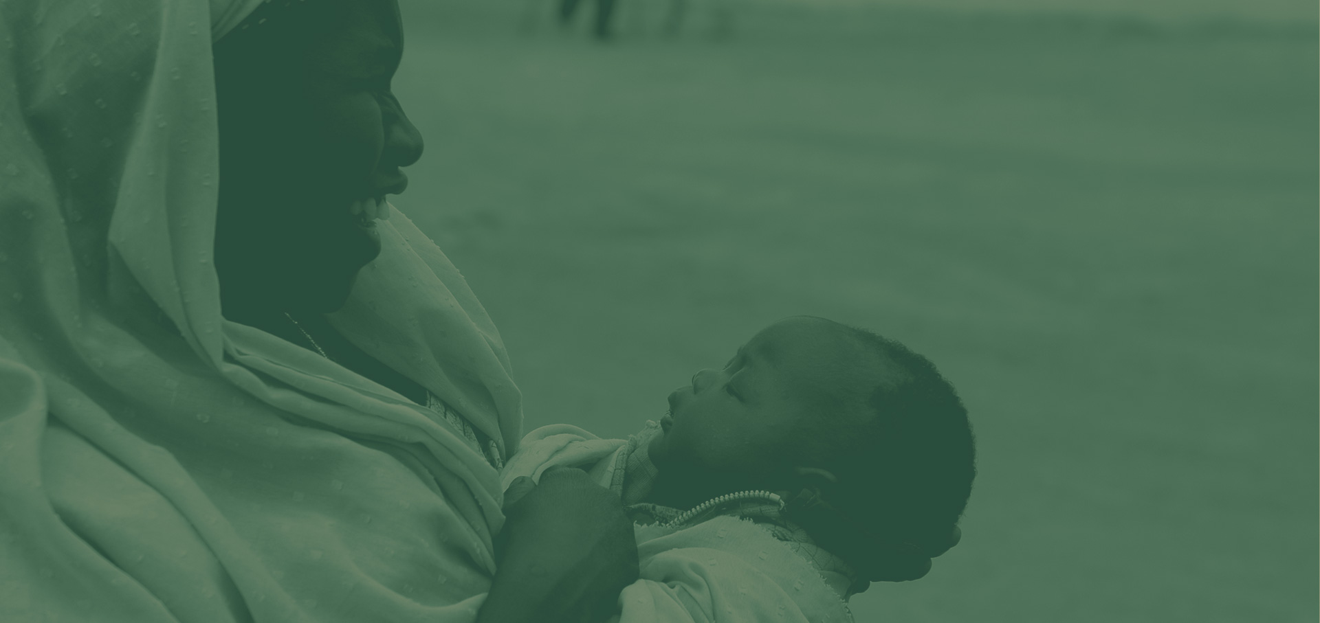 How is a child born in Somalia?