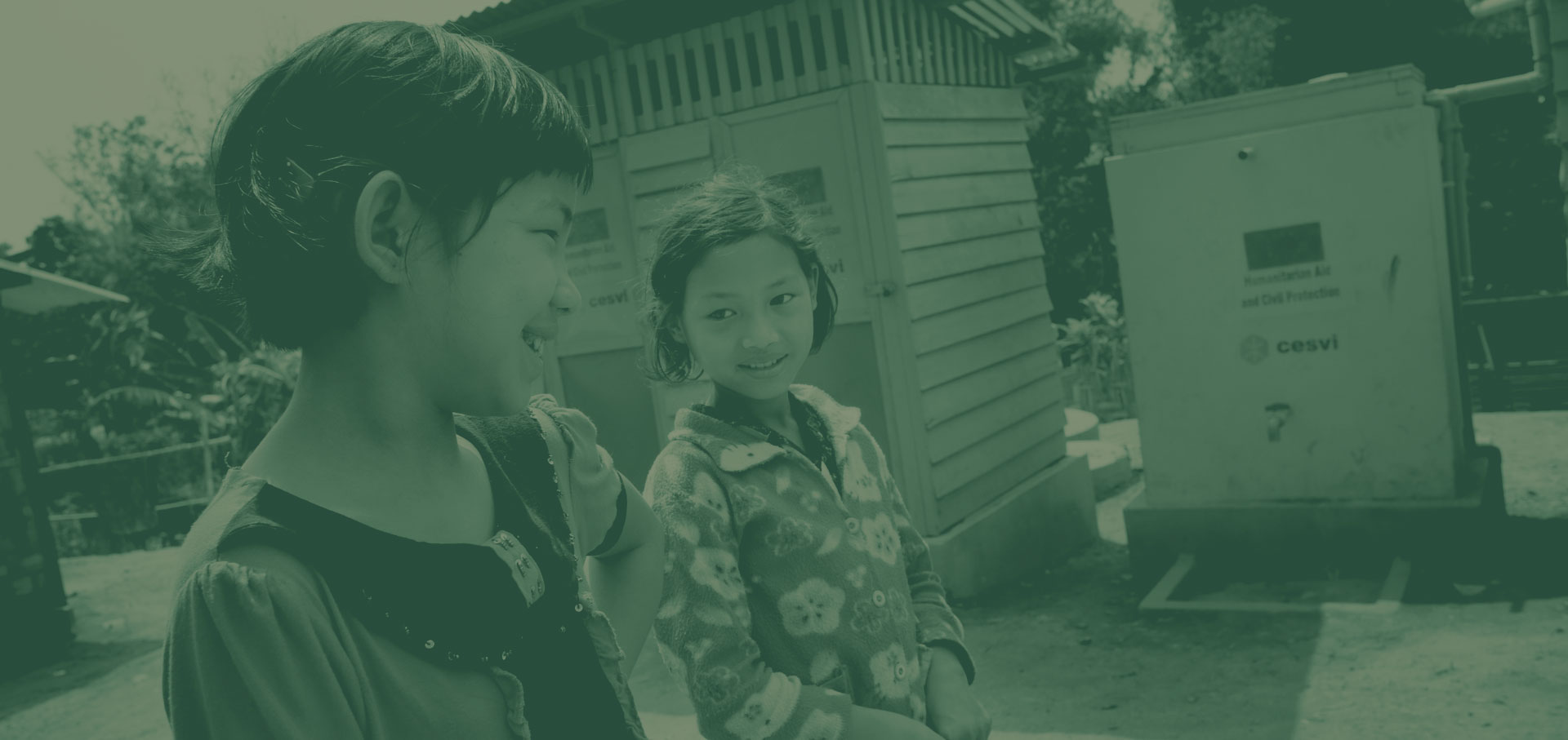 Water and Hope in Kachin