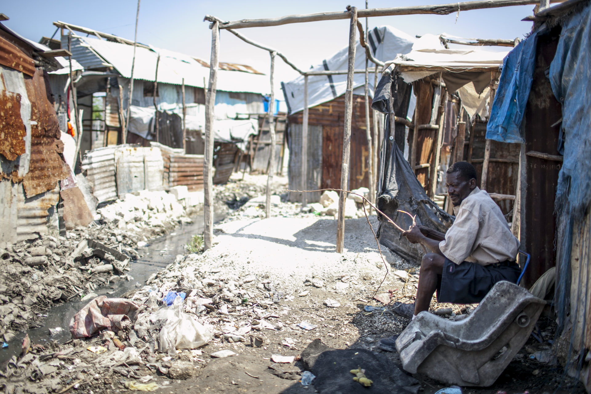 Haiti Between Poverty And Natural Disasters Cesvi Onlus