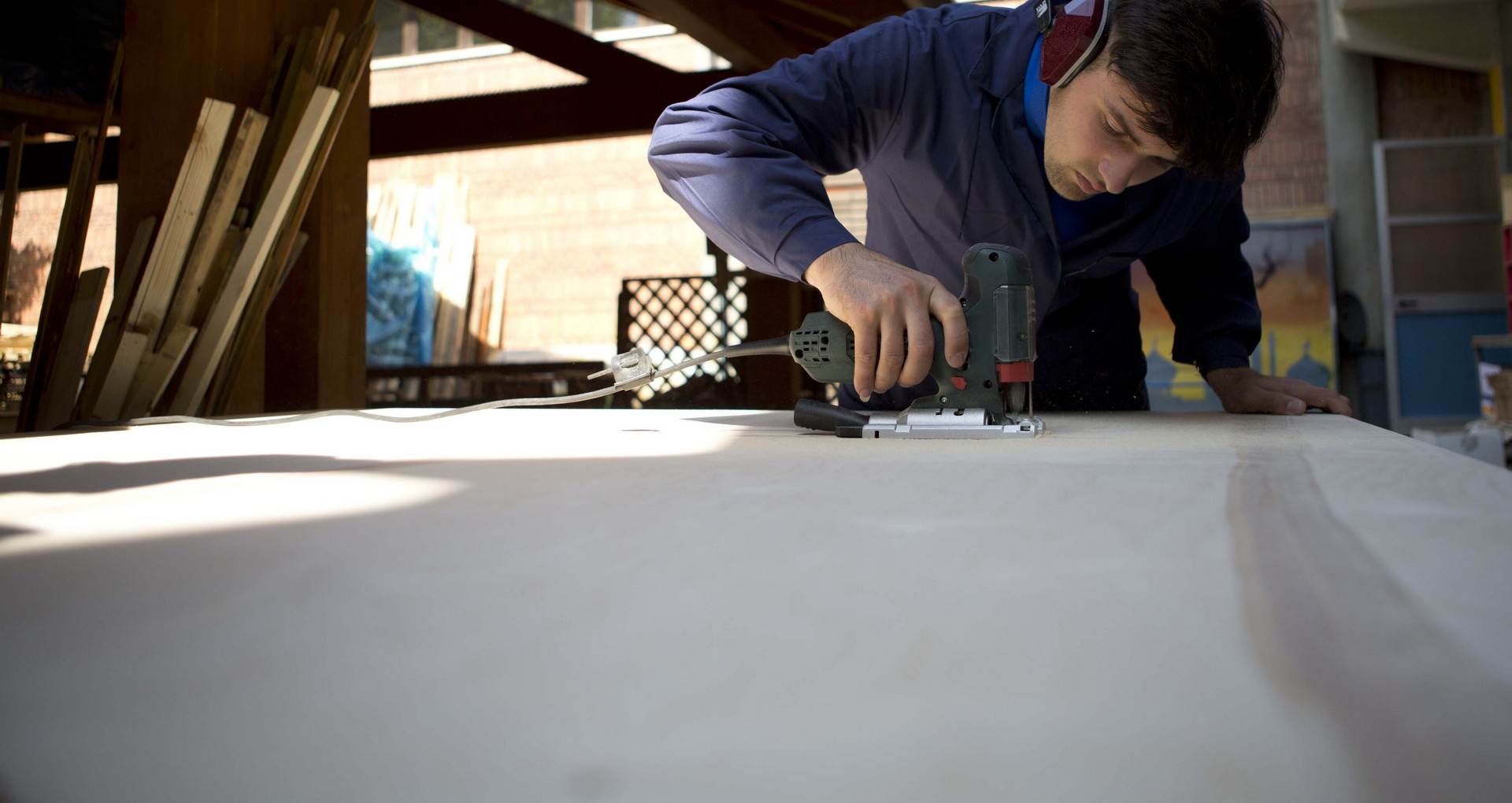 In Italia Cesvi segue progetti di integrazione e tutela di Minori Stranieri Non Accompagnati. Foto di Gianfranco Ferraro.