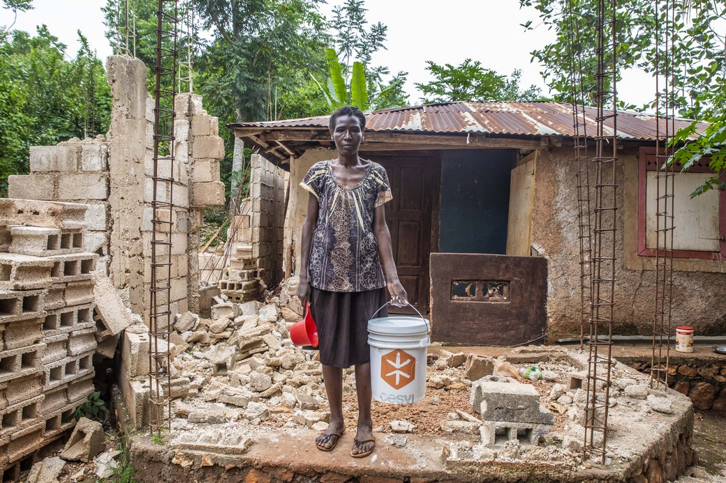 Terremoto Haiti 2021