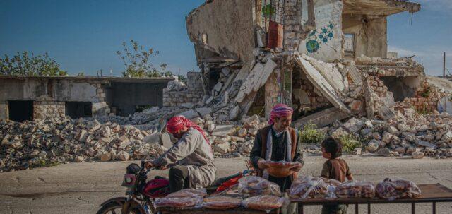 Syria © Photo credits: Anadolu Agency via AFP/Muhammad Said 2021